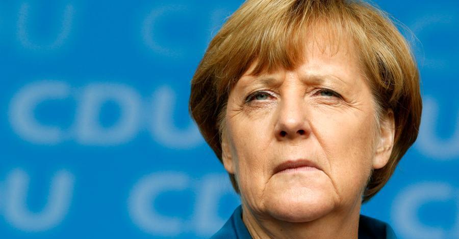 Angela Merkel po raz czwarty kanclerzem