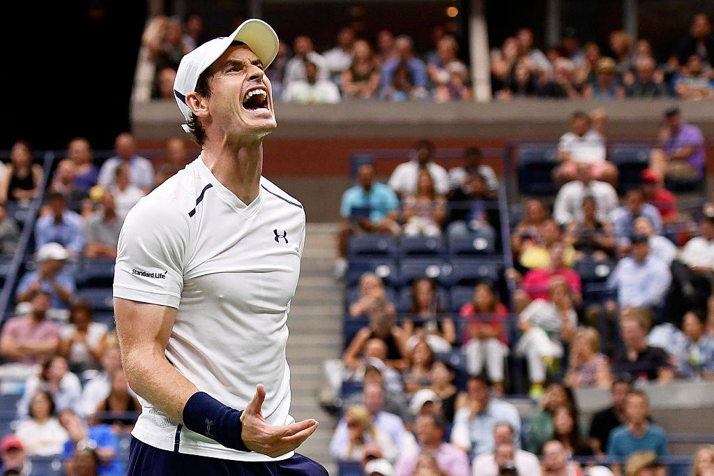 Ranking ATP – Andy Murray na szczycie