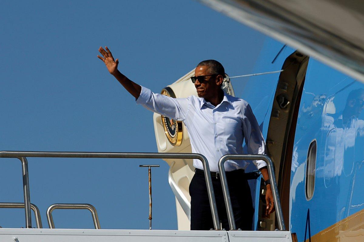 Barack Obama rozpoczął wizytę w Azji