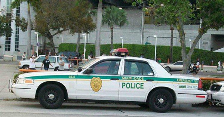 Przestępca poszukiwany w Massachusetts zatrzymany w Miami