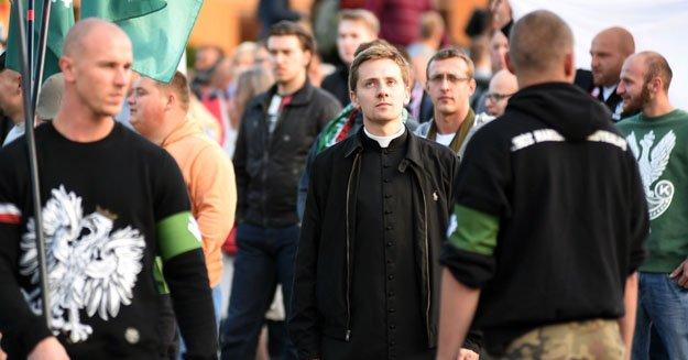 Ksiądz – nacjonalista wystąpił ze zgromadzenia Księży Misjonarzy
