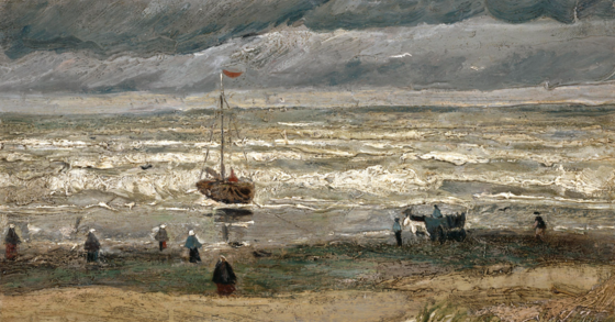 Odnaleziono skradzione 14 lat temu obrazy Van Gogha
