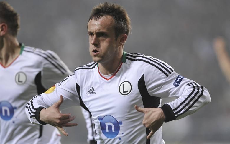Miroslav Radović podpisał nowy kontrakt z Legią Warszawa