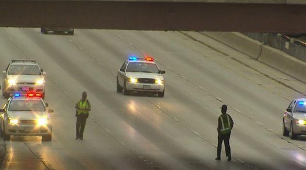 Strzelanina na autostradzie I-57. Ranny został 31-letni kierowca