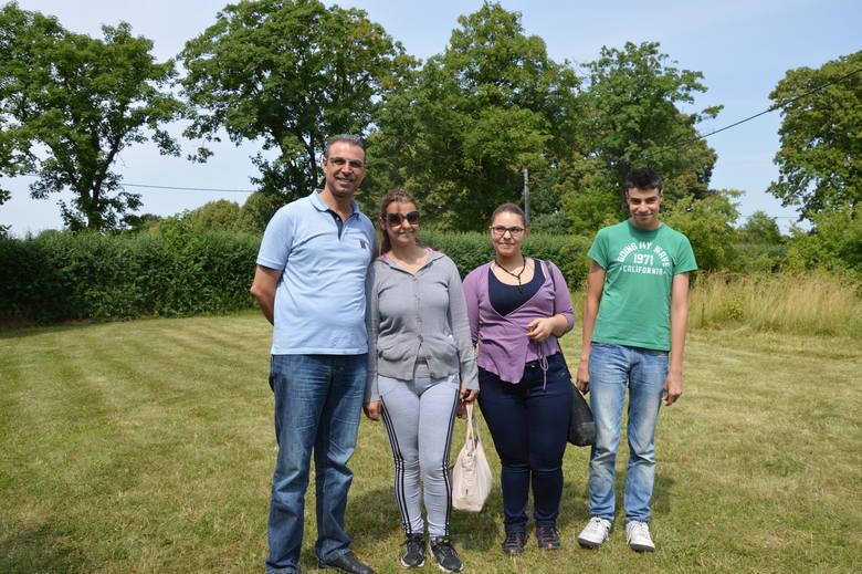 Uchodźcy wyjechali z Tarnowa. Spakowali walizki i wrócili do Syrii