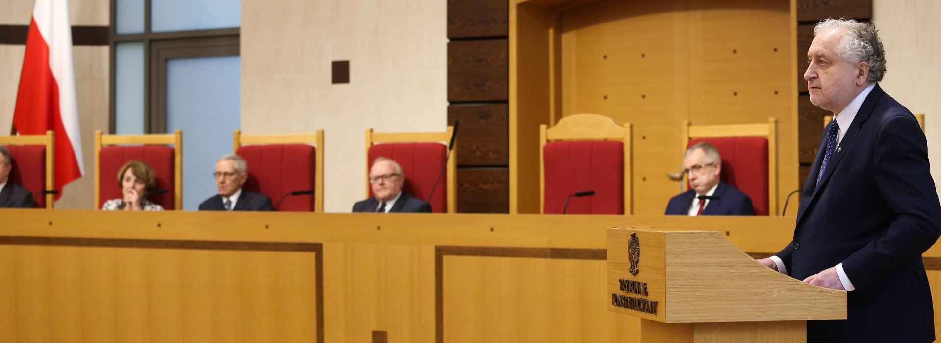 Komisja Wenecka zakończyła wizytę w Polsce