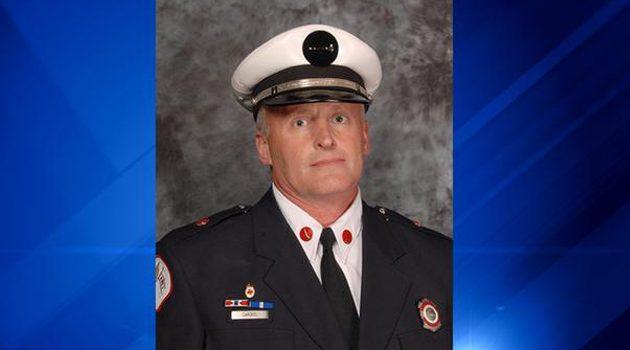 Śmiertelne potrącenie strażaka w Chicago