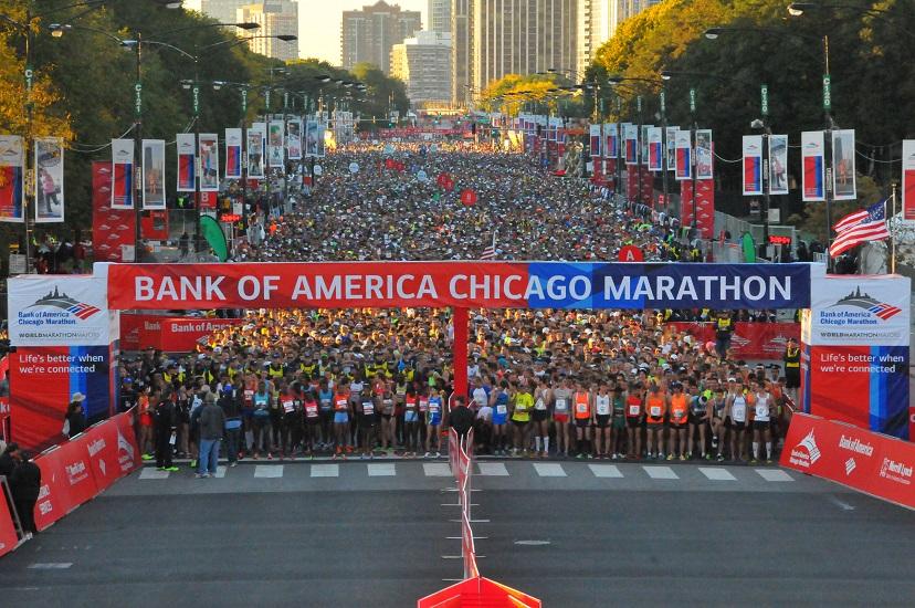 Ponad 2 miliony dolarów zebrano podczas chicagowskiego maratonu na czystą wodę dla dzieci w Afryce