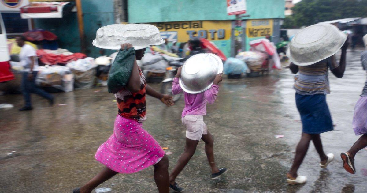 Potężny huragan Matthew dotarł do Haiti