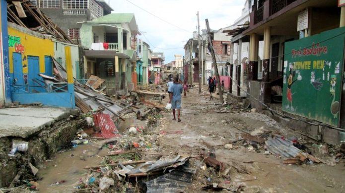 Haiti: Tragiczna sytuacja po przejściu huraganu Matthew