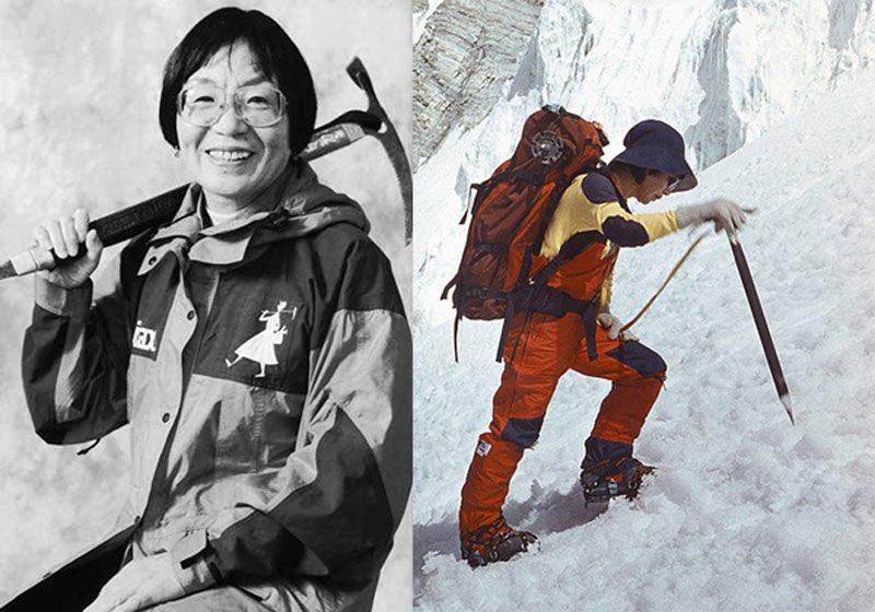 Nie żyje Junko Tabei –  pierwsza kobieta, która zdobyła Mount Everest
