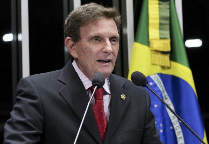 Ewangelicki biskup i śpiewak gospel nowym burmistrzem Rio de Janeiro