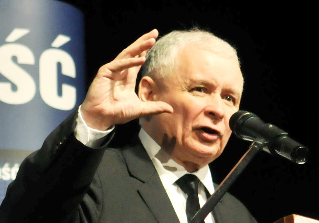 Kaczyński: Chcemy powołać komisję, która będzie badała sprawy pedofilii