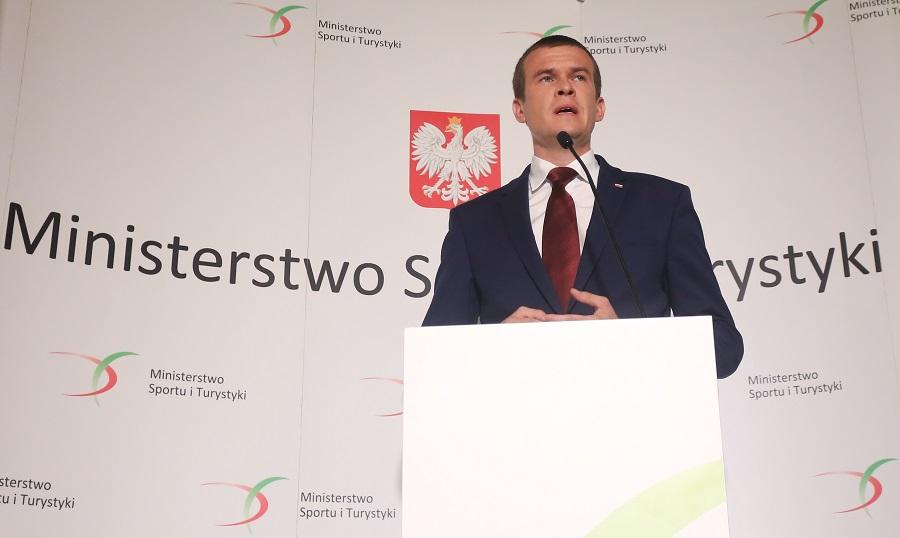 Witold Bańka kończy swoją kadencję na stanowisku ministra sportu i turystyki