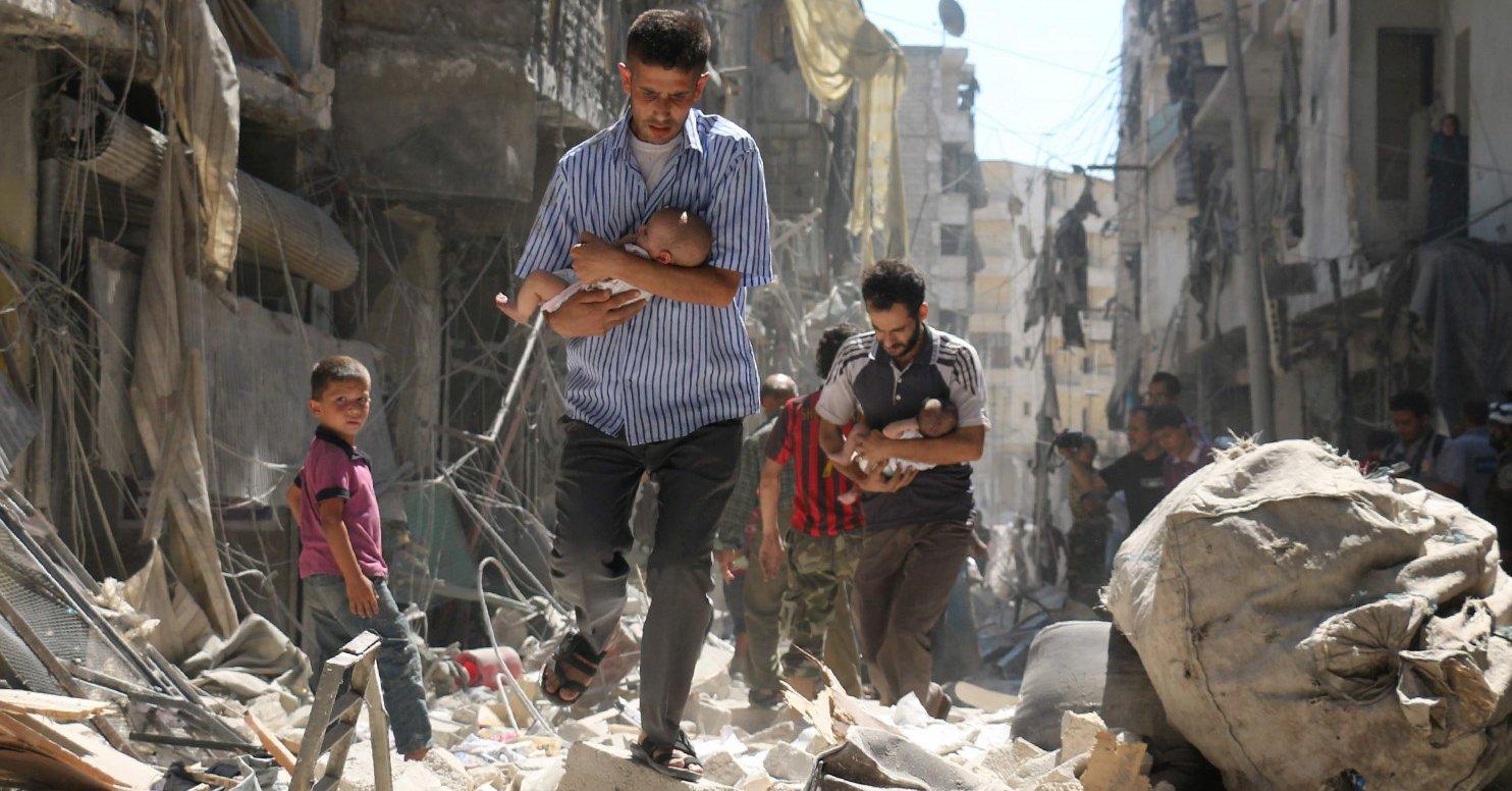 Koniec zawieszenia broni w Aleppo – w mieście trwają intensywne walki