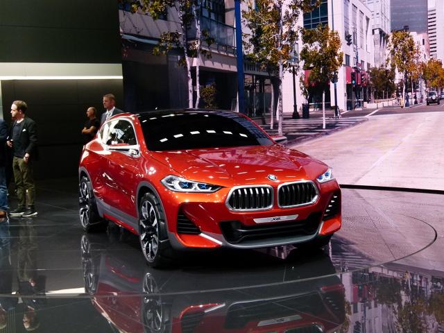 Koncepcyjne BMW X2