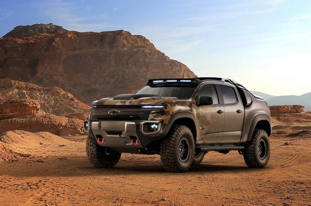Armia USA testuje auto z ogniwami wodorowymi