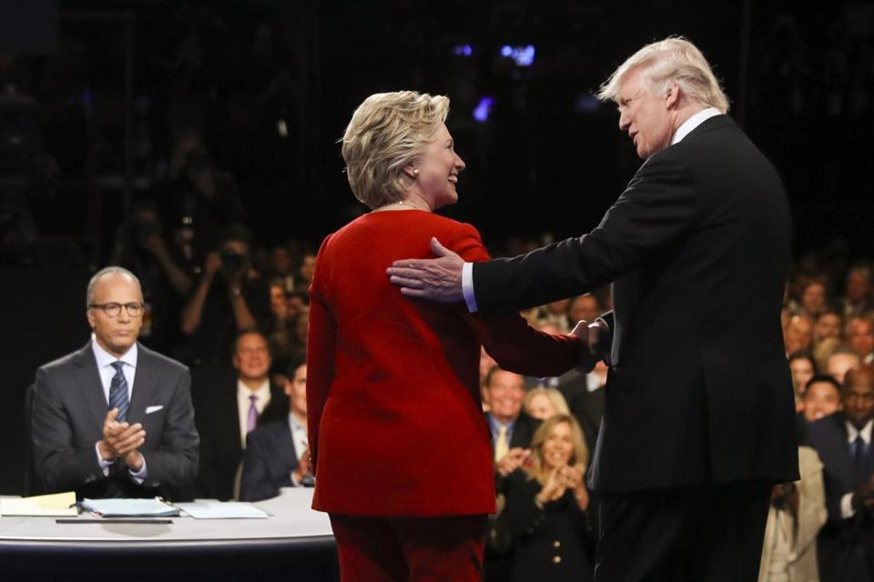 Clinton wyraźnie odskoczyła Trumpowi w Michigan