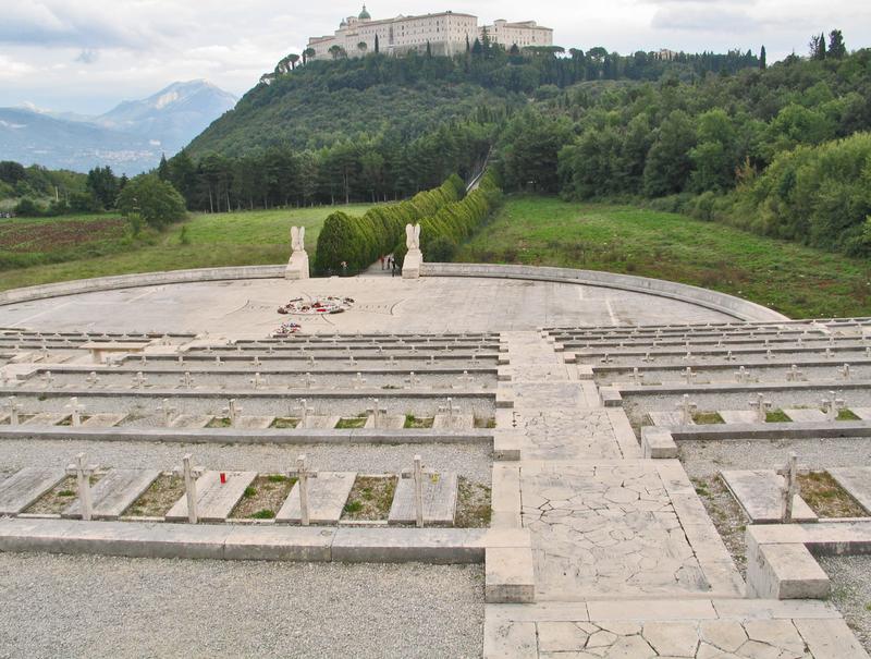 Włochy: Dziś centralne uroczystości 75. rocznicy bitwy o Monte Cassino