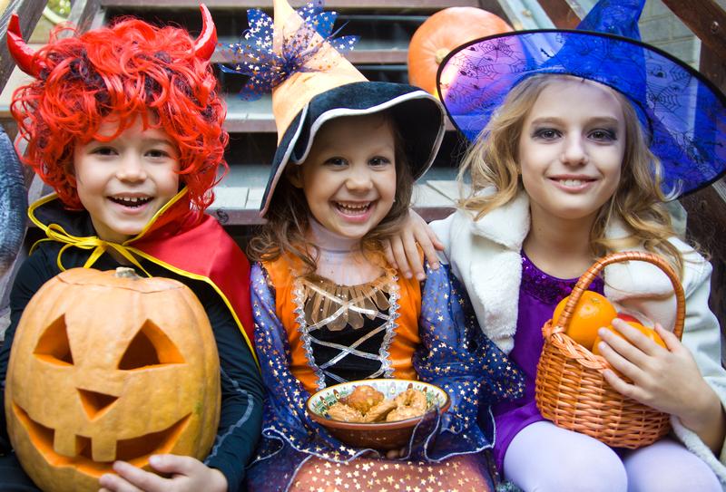 Dziś Halloween – dzień duchów, strachów i ulubione święto dzieci