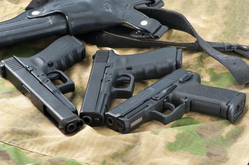 Policja odebrała 221 sztuk broni palnej mężczyźnie z Kalifornii