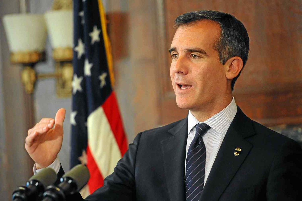 Burmistrz Los Angeles: nie będę kandydować na gubernatora Kalifornii