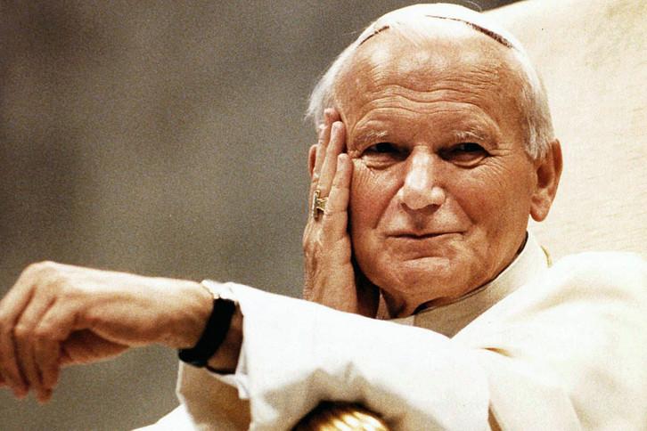 Śladami relikwii Świętego Jana Pawła II i Ojca Pio