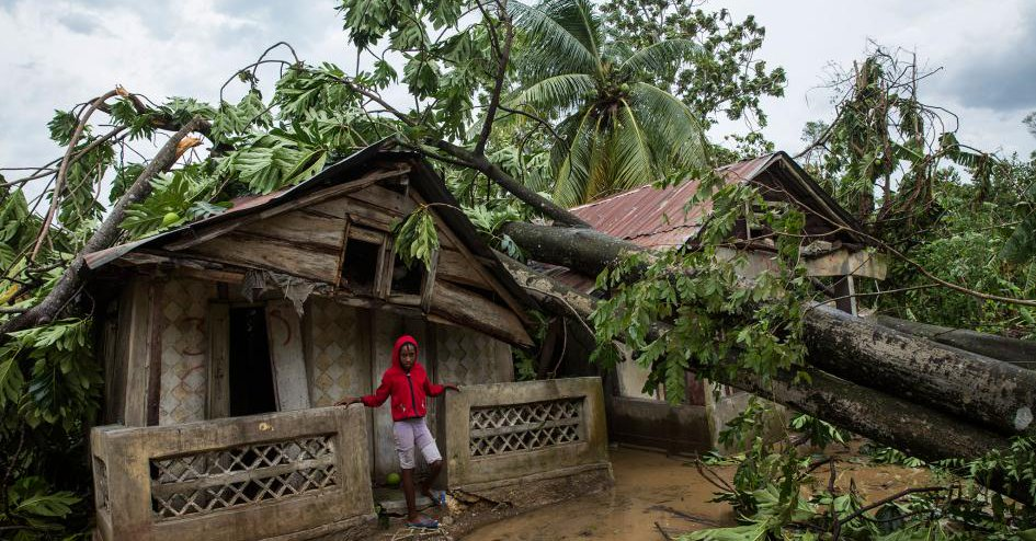 Karaiby po huraganie Matthew – zginęło ponad tysiąc osób