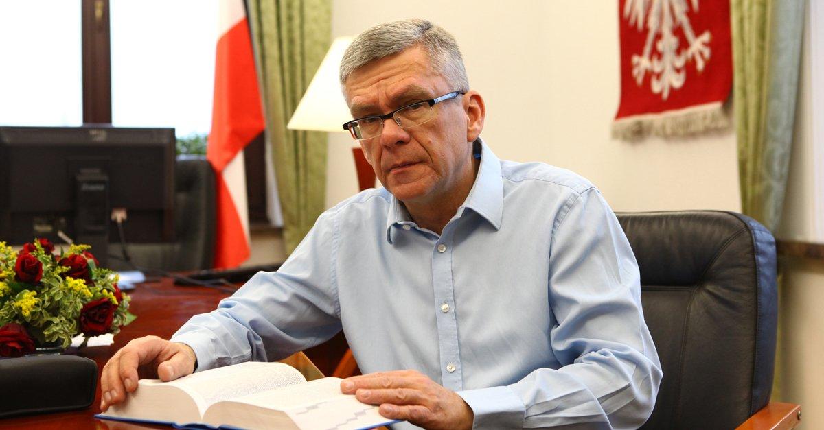 Karczewski nie będzie kandydować na prezydenta Warszawy. Skąd taka decyzja?