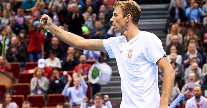 Łukasz Kubot w finale debla tenisowego turnieju ATP w Wiedniu