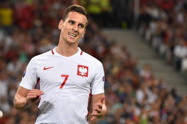 Piłka nożna – LN – Znane są składy na mecz Polska-Włochy. Milik w ataku