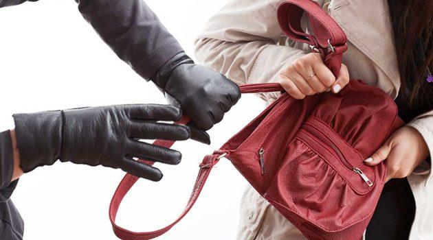 Starsze kobiety ofiarami kradzieży