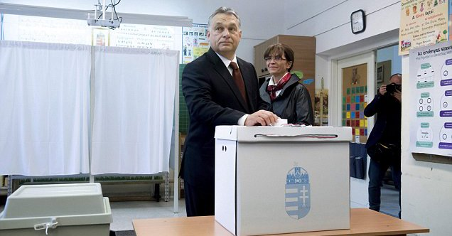 Węgry: Koniec kampanii wyborczej. Fidesz może liczyć na pewne zwycięstwo w niedzielnych wyborach