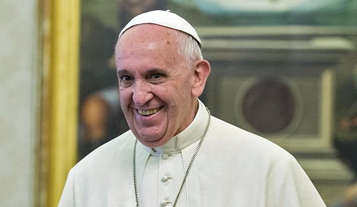 Wizyta papieża Franciszka na Uniwersytecie Roma Tre