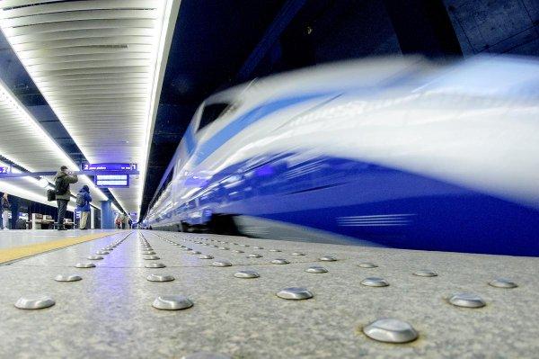 PKP Intercity skracają czas podróży