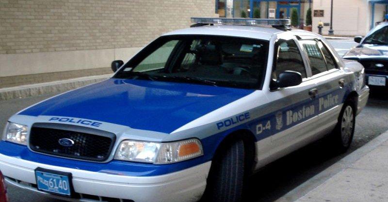 Radiowóz potrącił roczne dziecko w Bostonie