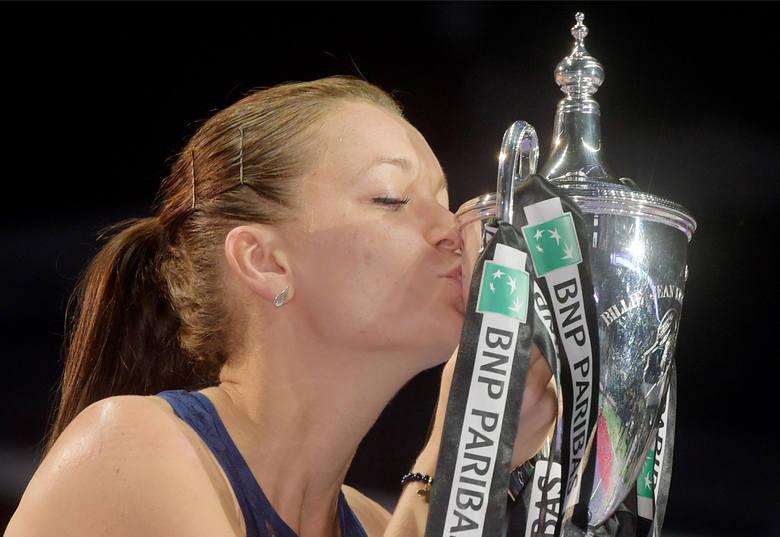 Agnieszka Radwańska gra w tenisa na konsoli, wspomina zwycięstwa w Stambule i nadal liczy na wygraną w turnieju Wielkiego Szlema