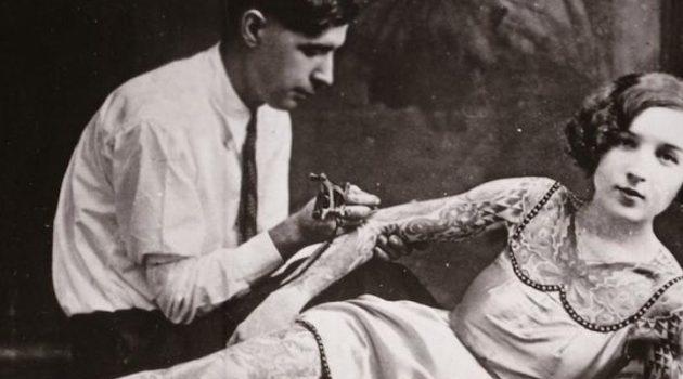 CBOS: moda na tatuaże