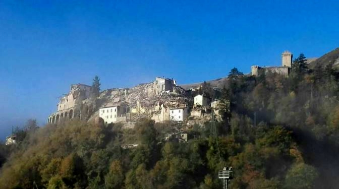 Włochy: Temperatura przy gruncie sięga 50 stopni
