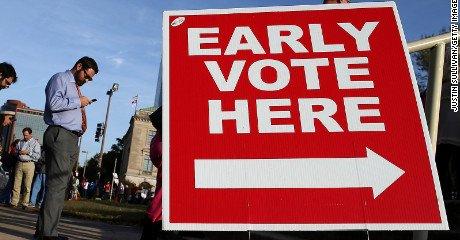 Wcześniejsze prawybory w stanie Waszyngton?