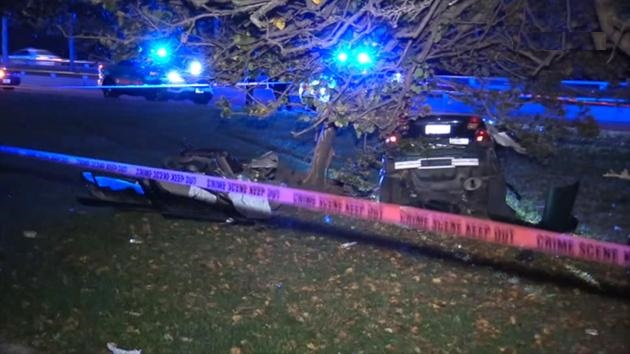 Wypadek na Lake Shore Drive. Zginął kierowca
