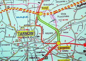 Obwodnica Tarnowa poróżniła miasto z wioską
