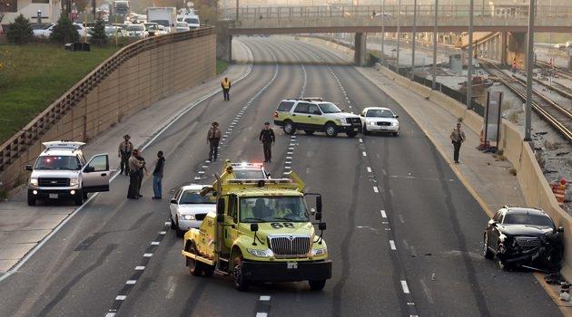 Więcej kamer na Dan Ryan i Eisenhower. Policja chce ograniczyć strzelaniny na autostradach