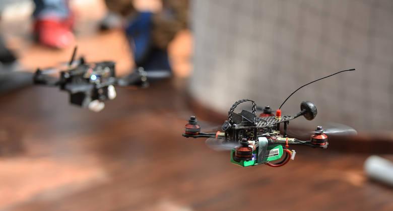 W Polsce dynamicznie rośnie sprzedaż dronów