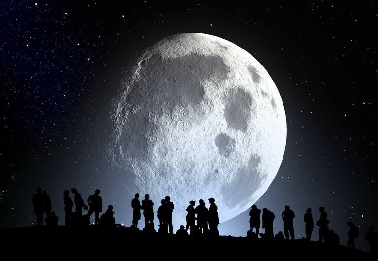 Największa pełnia Księżyca od 1948 roku już 14 listopada!