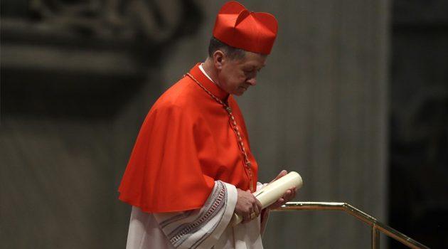 Kardynał Blase Cupich krytykuje gubernatora Raunera za podpisanie ustawy aborcyjnej