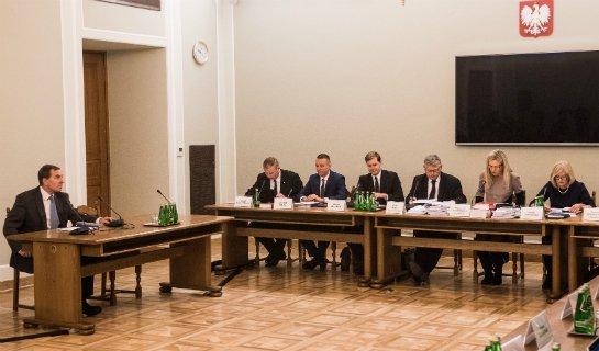 Przesłuchania świadków przed Sejmową Komisją ds. Amber Gold