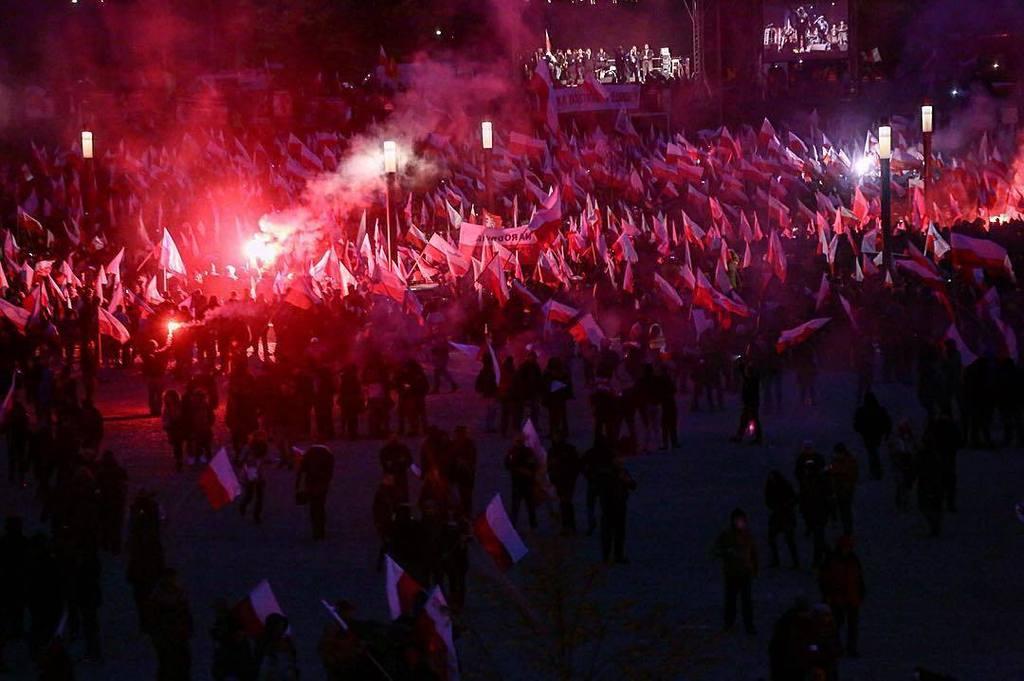 Prokuratura wszczęła śledztwo ws. propagowania faszyzmu lub nawoływania do nienawiści podczas Marszu Niepodległości