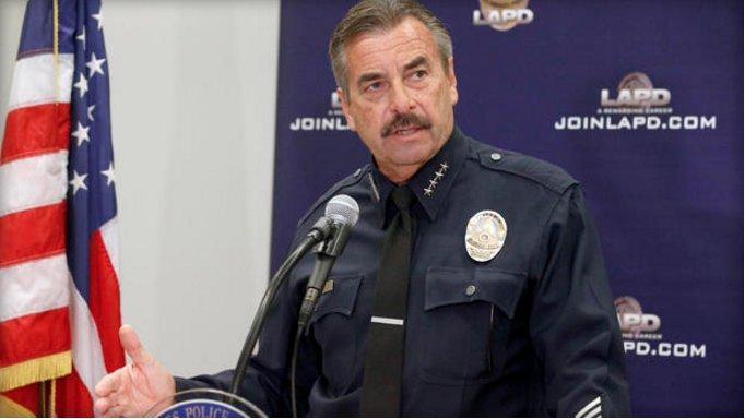 Przestępczość w Los Angeles rośnie, ale szef policji zadowolony ze statystyk
