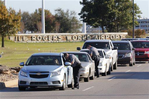 Strzelanina na lotnisku w Oklahoma City – 1 ofiara śmiertelna
